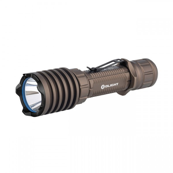 Olight Warrior X PRO CREE XHP35 HI NW 2250L LED Rechargeable Flashlight DESERT TAN