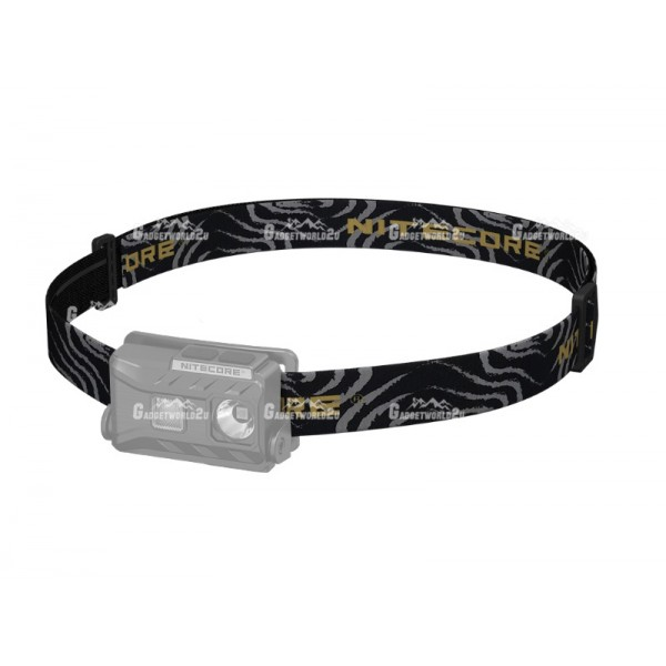 Nitecore Replacement Headband for Headlamp