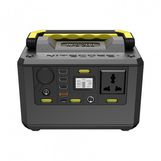 Nitecore NPS200 Portable Outdoor Power Station