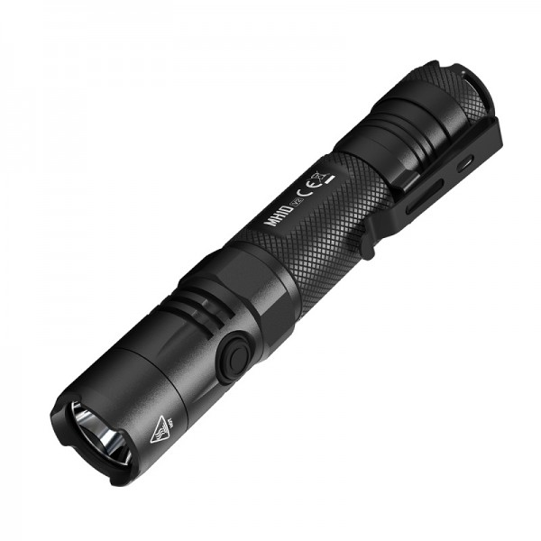 Nitecore MH10 V2 Rechargeable CREE XP-L2 V6 LED Flashlight w Battery