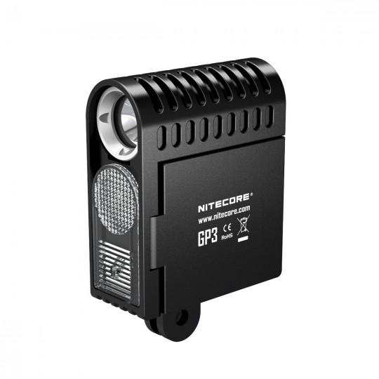 Nitecore GP3 CRI 270 Lumens Action Camera Light for GoPro and Sony Action Camera