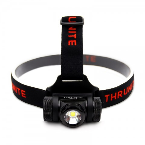 ThruNite TH01 CREE XHP50 NW LED 1500L Rechargeable Headlamp