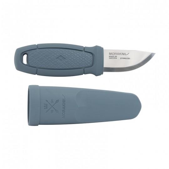 MoraKniv Eldris LightDuty Dusty Blue (S) Outdoor Knife 13851