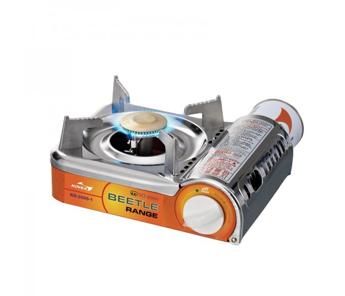 KOVEA Beetle Range KR-2005-1 Cooking Stove, hiking, camping, outdoor, adventure, activity, gas stove