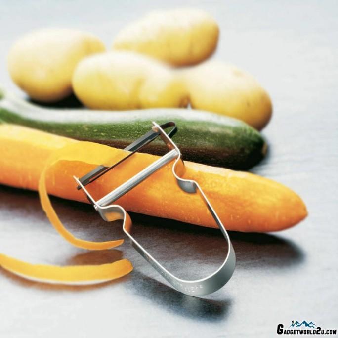 Victorinox Rex Peeler Kitchen Fruit Vegetable Peeler 7.6070
