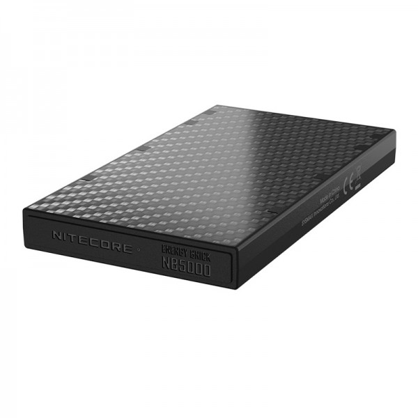 Nitecore NB5000 Quick-Charge USB/USB-C Dual Port 5000mAh Power Bank