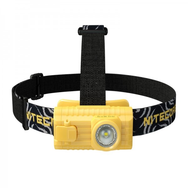 Nitecore HA23-Ex Explosion Proof Intrinsically Safe CREE XP-G LED 100L Headlamp