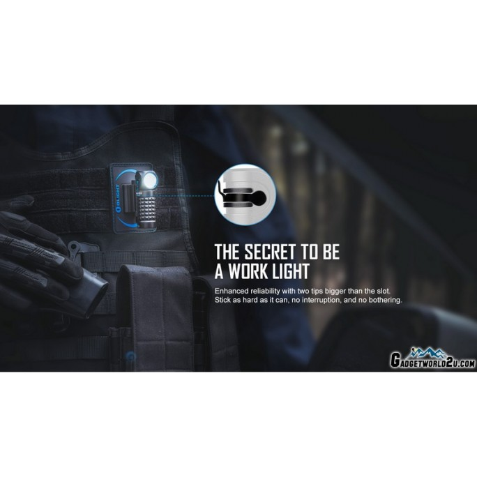 Olight Perun Mini Black CREE XHP50.2 LED 1000L Rechargeable Headlamp