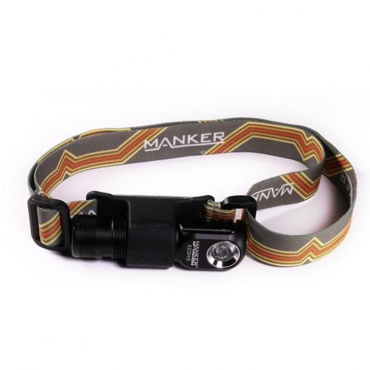 Manker E03H II Luminus SST20 NW LED 600L Headlamp Flashlight