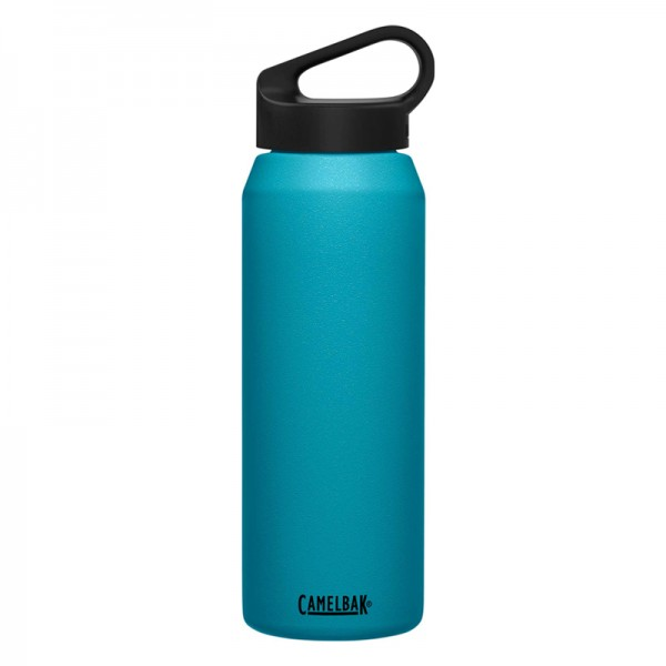 Camelbak Carry Cap 1L 1 Liter Insulated Stainless Steel Thermos Water Bottle Larkspur