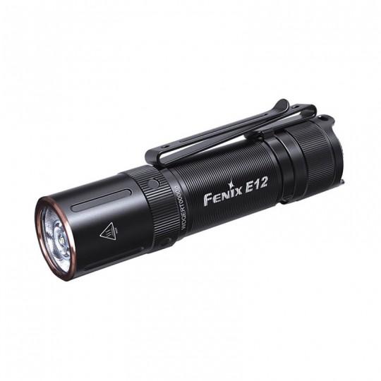 Fenix E12 V2.0 MATCH CA18 CW LED 160L Pocket Sized Flashlight