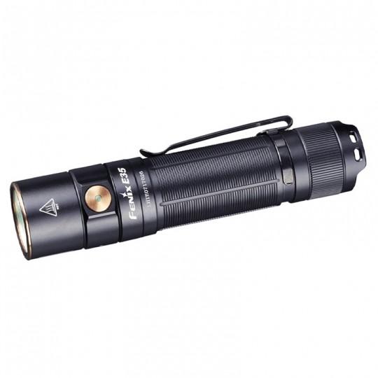 Fenix E35 V3.0 Luminus SST70 CW LED 3000L Rechargeable Flashlight
