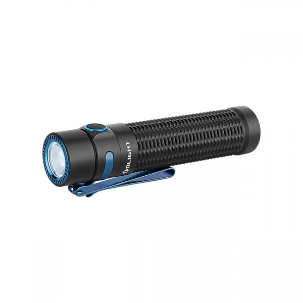 Olight Warrior Mini Black LUMINUS SST40 1500L LED Rechargeable Flashlight