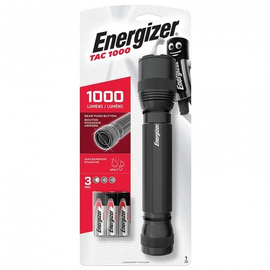 Energizer TAC 1000 6AA 1000L Tactical LED Flashlight PMHT61