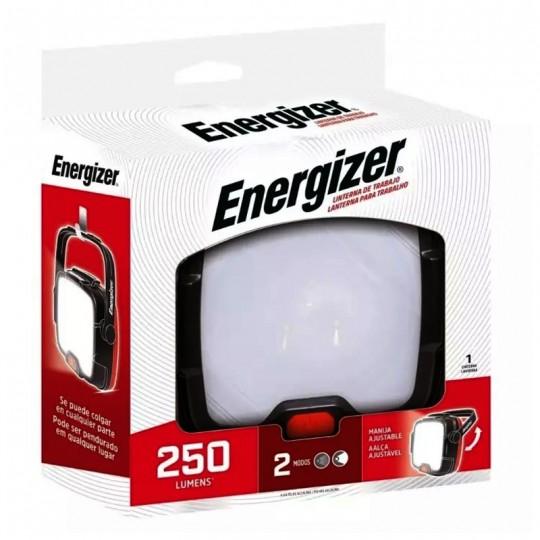 Energizer LED Work Light 4AA 250L Flashlight Work Lamp Lantern ALWL41