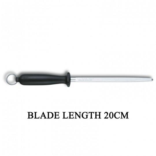 Victorinox Round 20cm Domestic Sharpening Steel Kitchen Knife Sharpener 7.8013