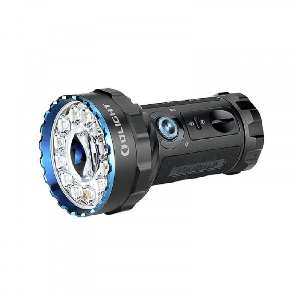 Olight Marauder 2 OSRAM KW CULPM1.TG 14000L Rechargeable SearchLight Flashlight