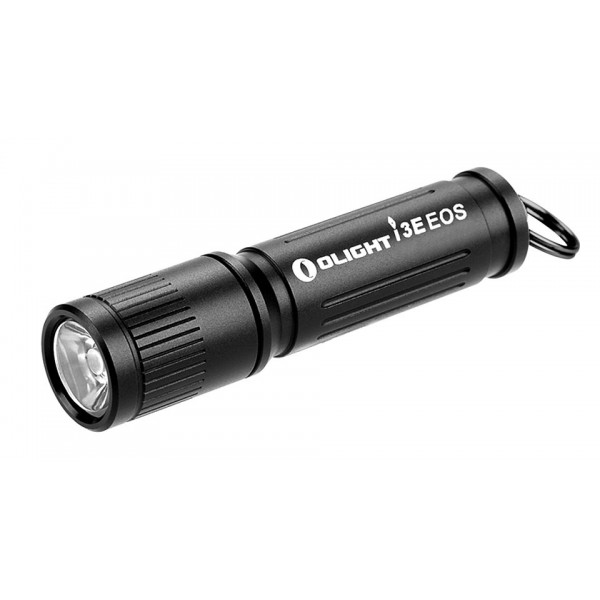 Olight I3E EOS LED 90 Lumens Flashlight - Black