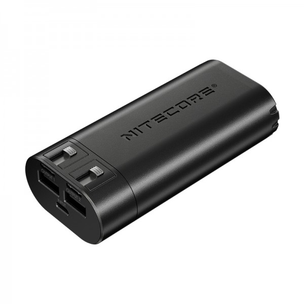 Nitecore NPB2 Waterproof IP68 Quick-Charge USB 10000mAh Power Bank