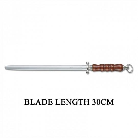 Victorinox Oval 30cm Butcher Sharpening Steel Kitchen Knife Sharpener 7.8620