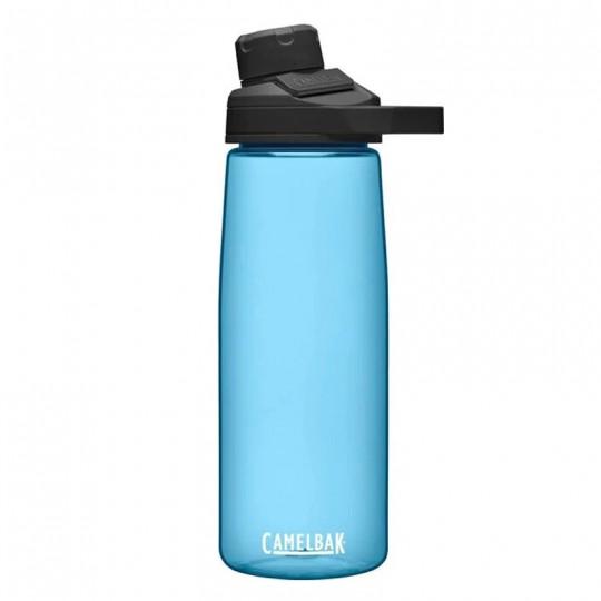 Camelbak Chute Mag 750ml Magnetic Top BPA Free Water Bottle True Blue