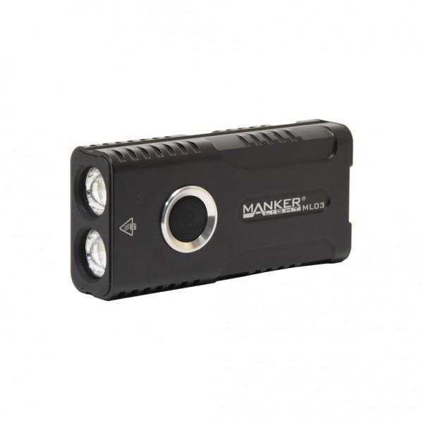 Manker ML03 Samsung LH351D CW LED 2000L Rechargeable Multipurpose Flashlight