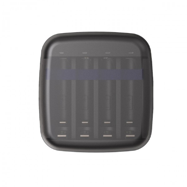 Xtar BC4 Four Slot 1.2V NiMH AA AAA & 1.5V Li-ion Portable USB Battery Charger