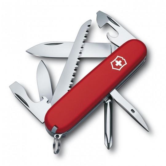 Victorinox Hiker Red Multitool Pocket Knife 1.4613