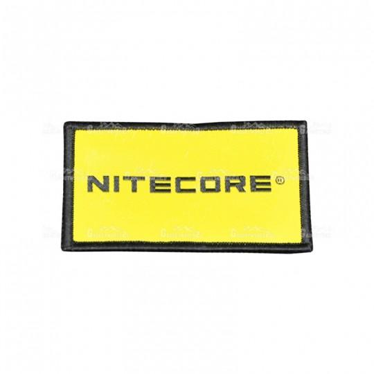 Nitecore Hook Sided Backing Velcro Patch Gear