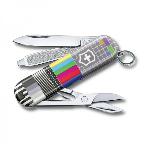 Victorinox Classic Limited Edition 2021 Retro TV Multitool 0.6223.L2104