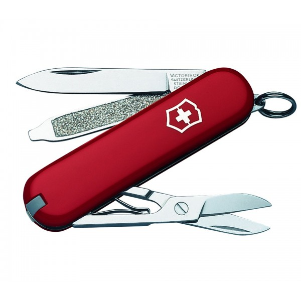 Victorinox Classic SD Red Multitool Pocket Knife 0.6223
