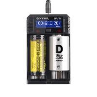 Xtar SV2 Rocket 0.25A to 2.0A Li-ion NiMh NiCD Battery Charger