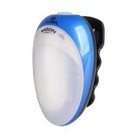 Xtar Moon RC2 Rechargeable NEUTRAL WHITE LED CLIP Flashlight - Blue