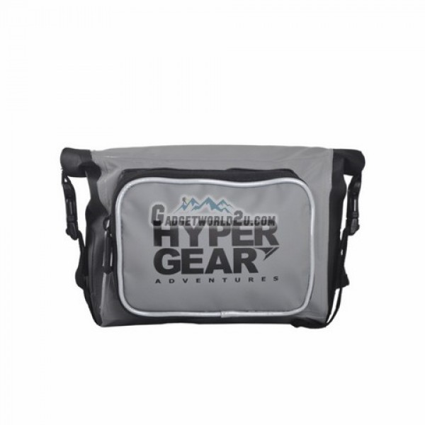 Hypergear Waist Pouch Medium Splashproof - Grey