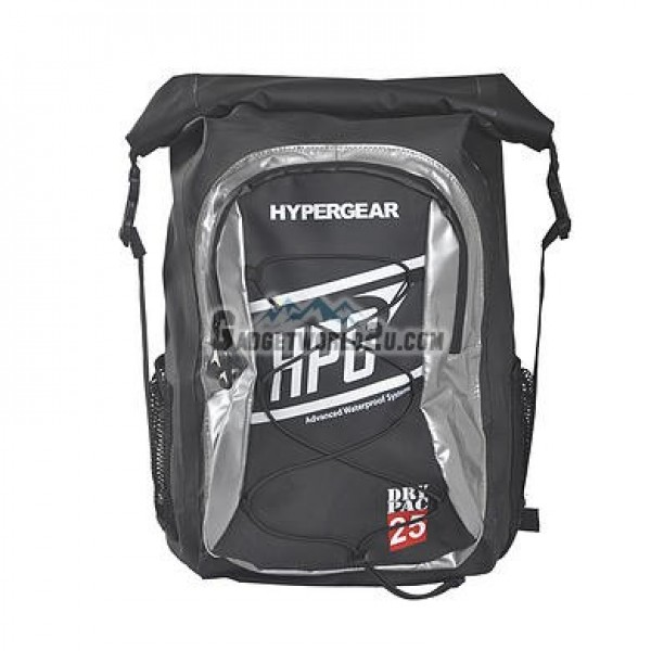 Hypergear Back Pack Dry Pac ID 25 Liter - Black