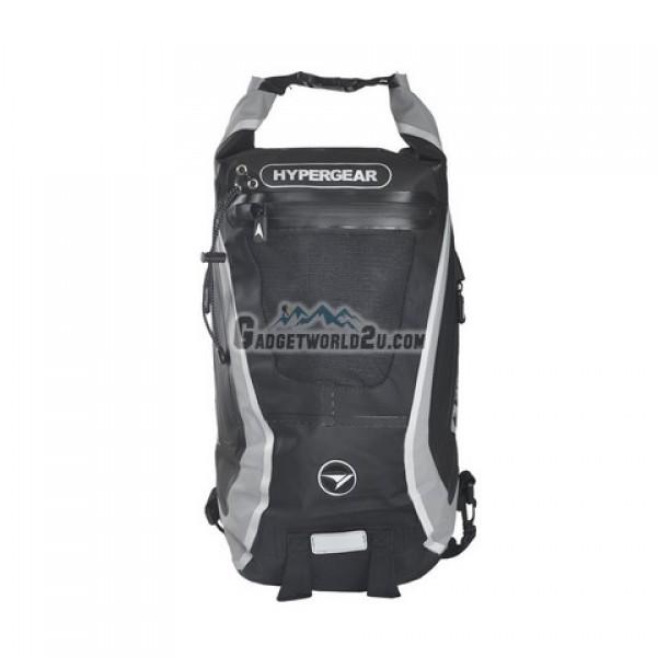 Hypergear Back Pack Dry Pac Tough 20 Liter - Black