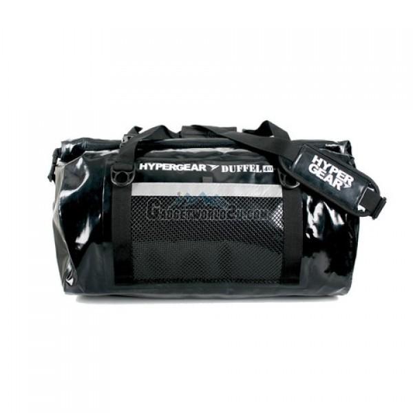 Hypergear Duffel Bag Water Resistant 40 Liter - Black