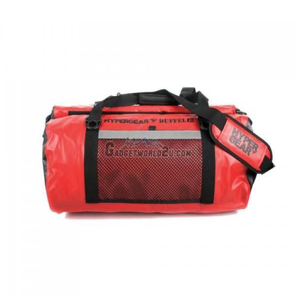 Hypergear Duffel Bag Water Resistant 40 Liter - Red