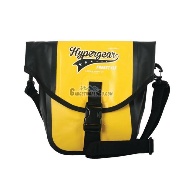Hypergear Gadget Pouch Poche Sling Bag Dry Bag - Yellow