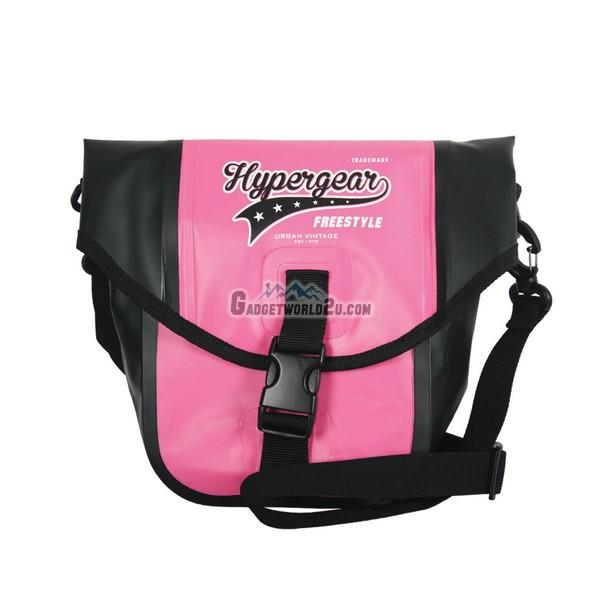 Hypergear Gadget Pouch Poche Sling Bag Dry Bag - Pink