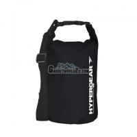 Hypergear Adventure Dry Bag Water Resistant 5 Liter - Black