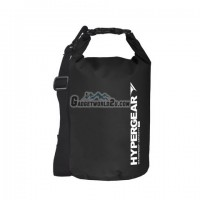 Hypergear Adventure Dry Bag Water Resistant 10 Liter - Black