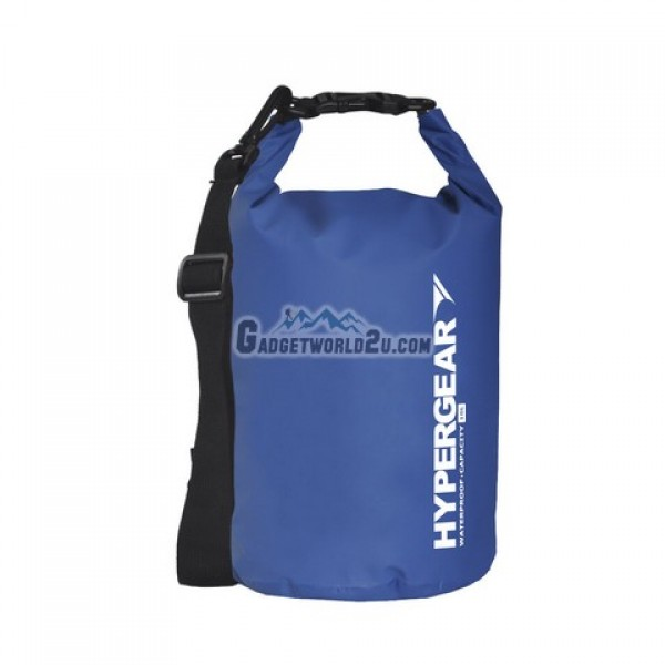 Hypergear Adventure Dry Bag Water Resistant 10 Liter - Blue