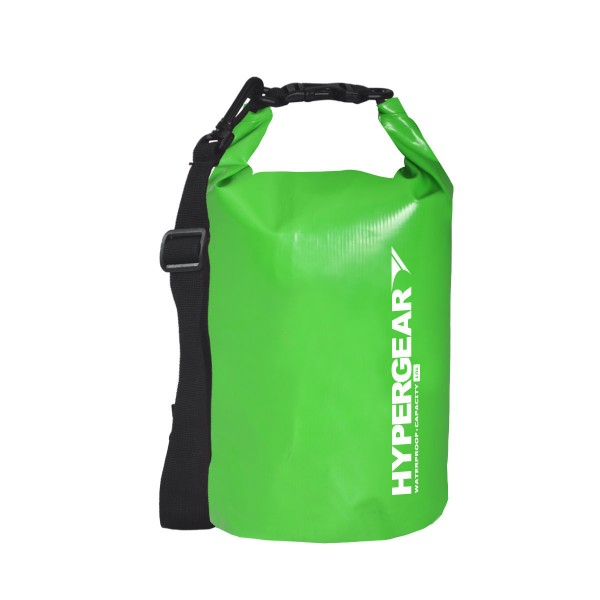 Hypergear Adventure Dry Bag Water Resistant 10 Liter - Lime Green