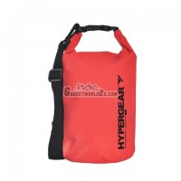 Hypergear Adventure Dry Bag Water Resistant 10 Liter - Red