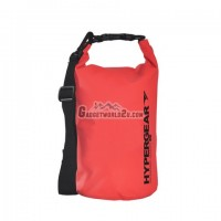 Hypergear Adventure Dry Bag Water Resistant 5 Liter - Red
