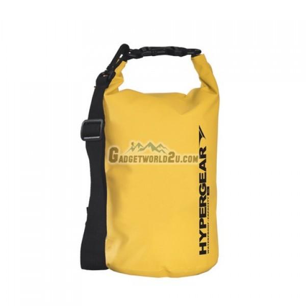 Hypergear Adventure Dry Bag Water Resistant 5 Liter - Yellow
