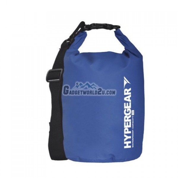 Hypergear Adventure Dry Bag Water Resistant 15 Liter - Blue