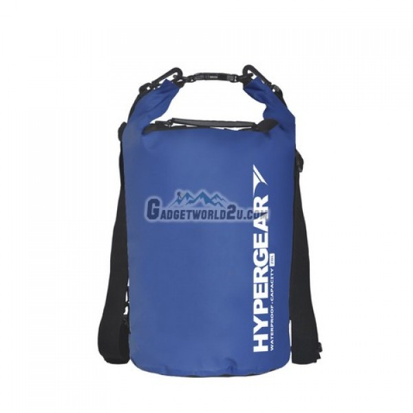 Hypergear Adventure Dry Bag Water Resistant 20 Liter - Blue