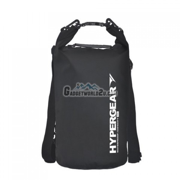 Hypergear Adventure Dry Bag Water Resistant 30 Liter - Black